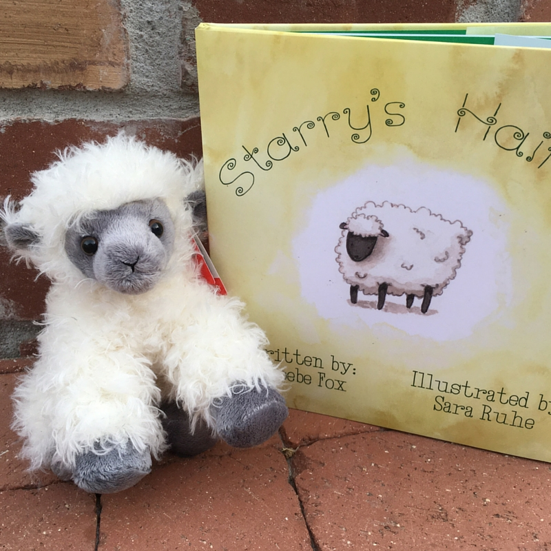 """Starry the Sheep"" Gift Set"