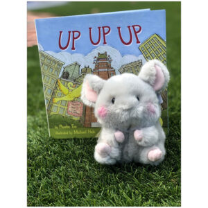 Up Up Up Plush Mouse