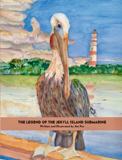 The Legend of the Jekyll Island Submarine